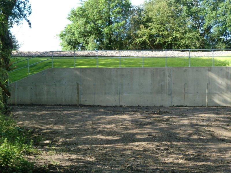 P&S Consulting Engineers | Bookham Embankment Stabilisation